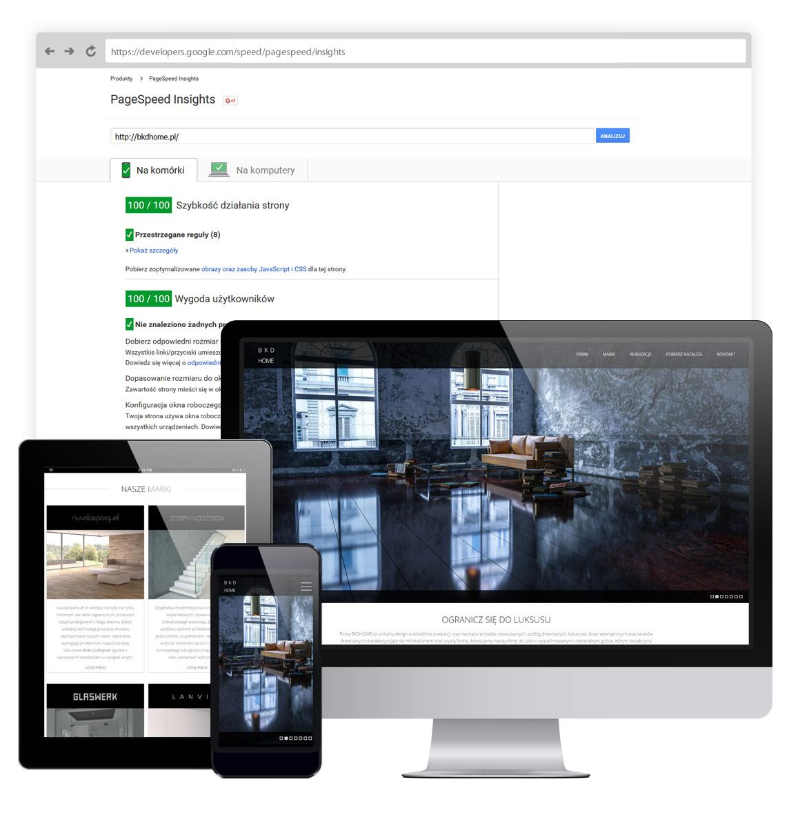 Tworzenie szybkich stron WWW